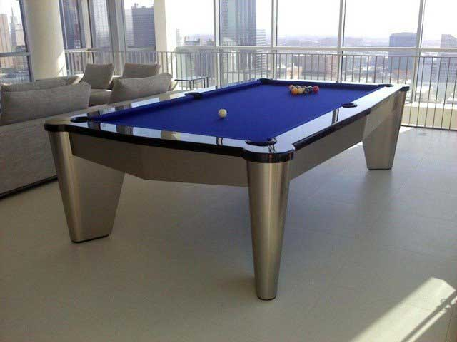 Baltimore pool table repair and services